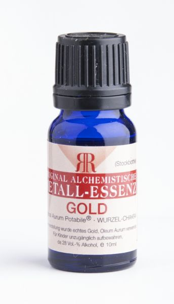 GOLD Essenz, Aurum Potabile 10 ml