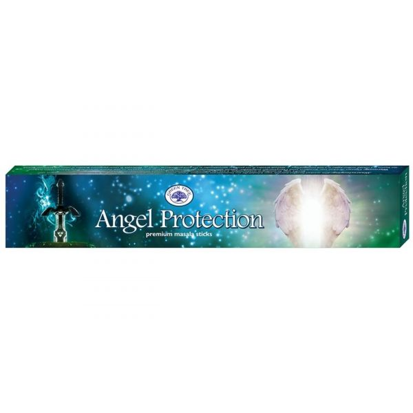 """Green Tree Incense """"Angel Protection"""" 15gr."""
