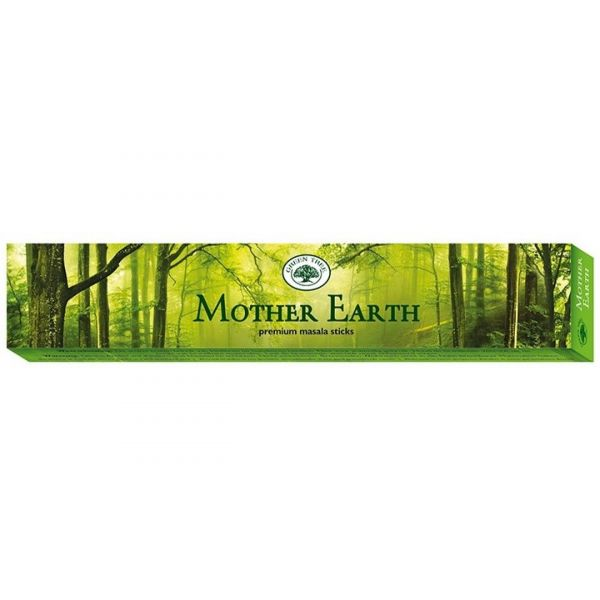 "Green Tree Incense ""Mother Earth"" 15gr."