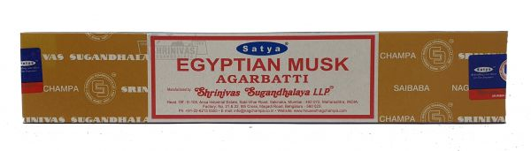 Satya -Egyptian Musk
